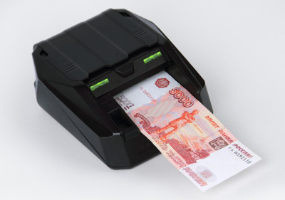 Детектор банкнот автомат MONIRON DEC POS